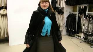 Шуба норковая, артикул: A44(Подробную информацию о шубе и посмотреть новую коллекцию шуб Вы можете на сайте: http://shubki74.ru/, 2012-12-21T07:34:25.000Z)