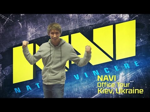 Na'vi Office Tour #2 - HyperX Gaming House Tours