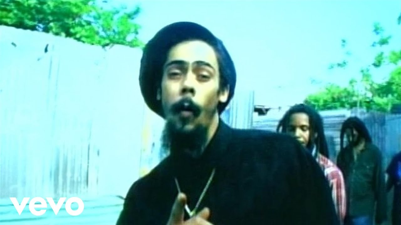 Damian Marley - Welcome To Jamrock #1