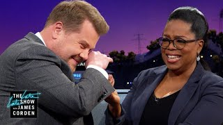 Oprah Can Make Anyone Cry, Including James thumbnail