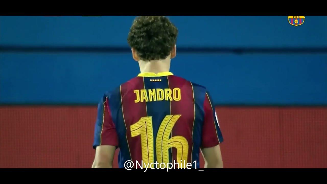 Download Jandro Orellana ● Best passes ● 2020/2021