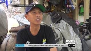 News Hot Topic: Sebuah Rumah Tidak Memiliki Akses Karena Diblokade Tembok Tetangga - IMS