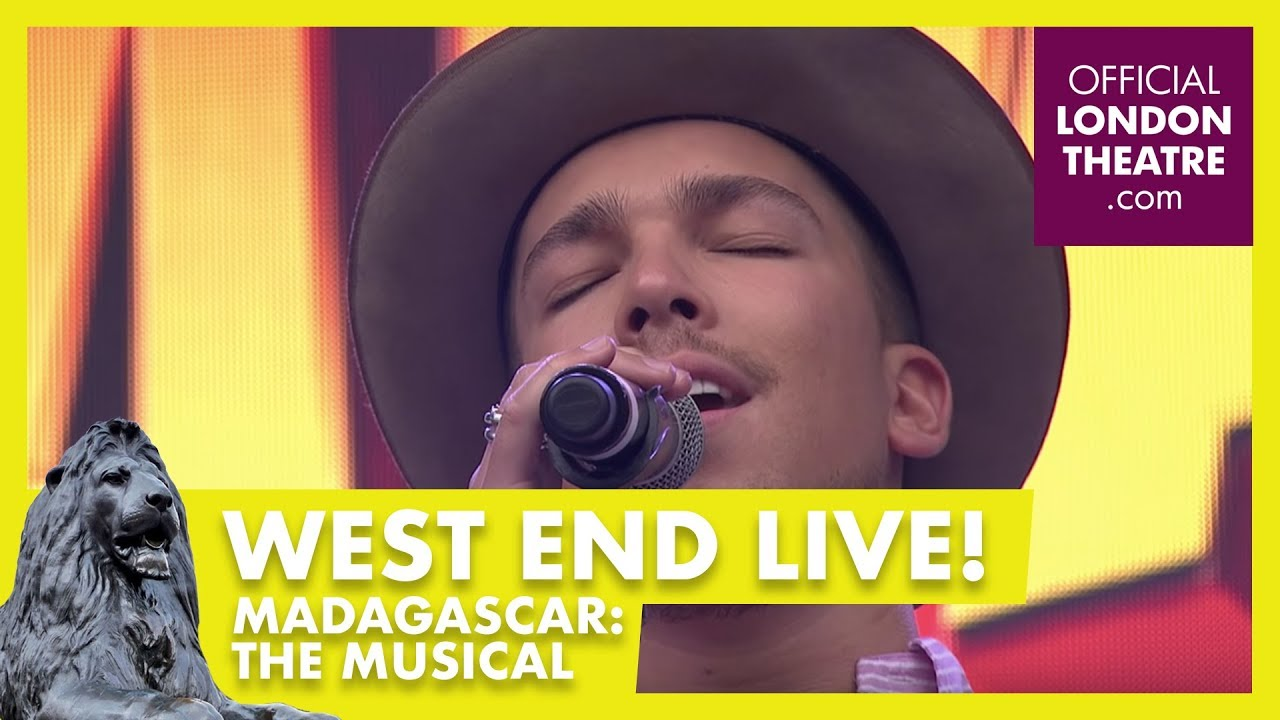 West End LIVE: Madagascar the Musical