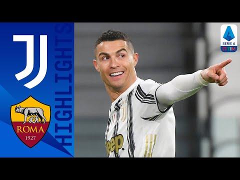 Juventus 2-0 Roma   I bianconeri vincono il big match e salgono al terzo posto   Serie A TIM