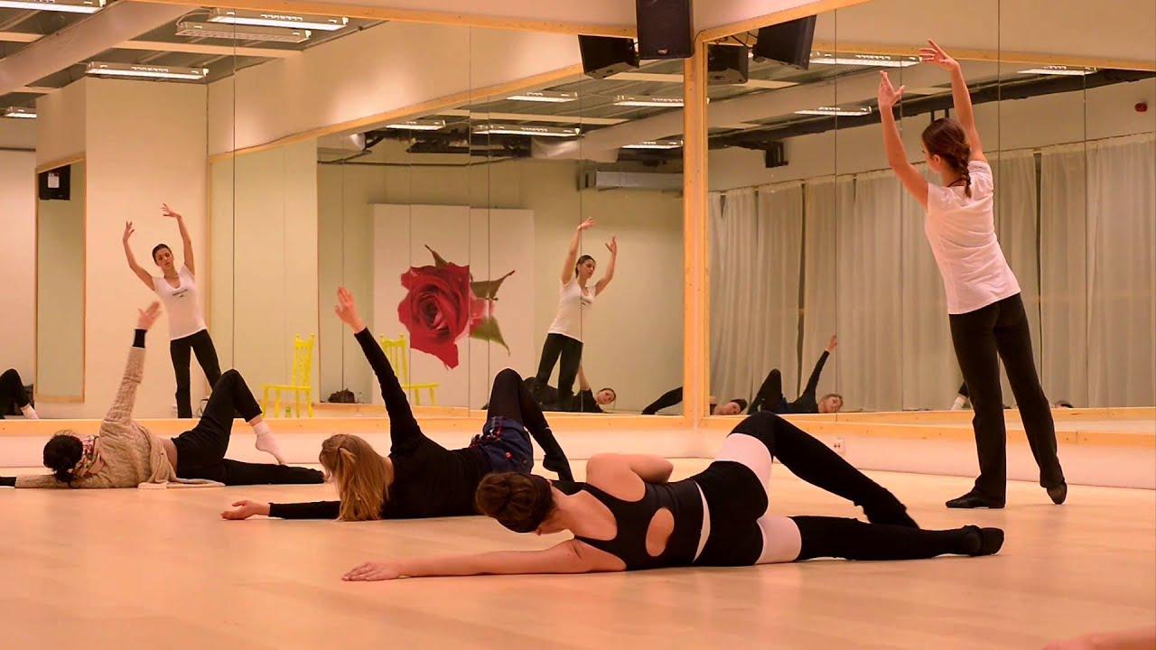 Zena Rommett Floor Barre 169 Technique In Amsterdam Youtube