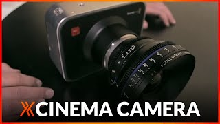 Black Magic Cinema Camera at NAB ft. FreddieW & Corridor Digital
