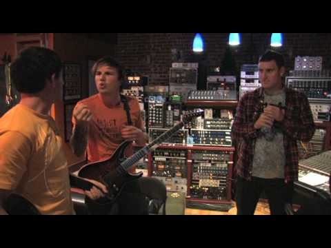 Parkway Drive in the studio 2010 Thumbnail image