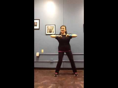 I Never Promised You A Rose Garden Zumba Gold Youtube