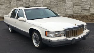 1996 Cadillac Fleetwood Brougham with 62k by Specialty Motor Cars