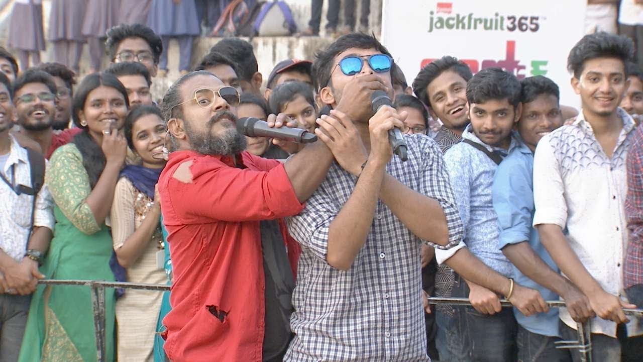 Udan Panam l A tongue twisting task for Thallu Raman. l Mazhavil Manorama