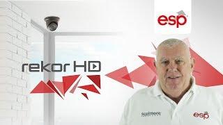 ESP - RekorHD 3.6mm Lens HD Camera