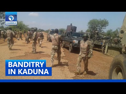 Kaduna Govt Deploys Troops, Assures Residents Of Ending Banditry In State