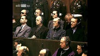 (Doku in HD) ZDF-History - Hitlers Helfer vor Gericht