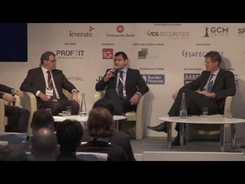 London Summit 2016 Panel 1: Cutting edges, jobs in FX amid City transitions