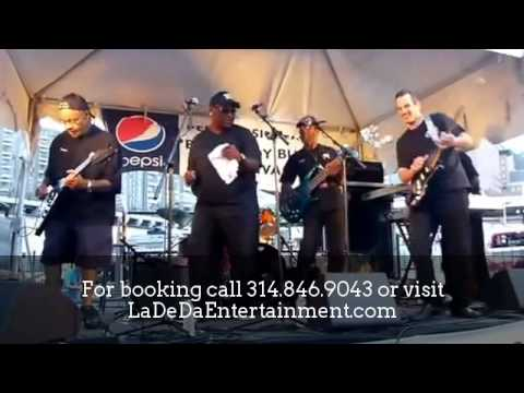 The Inner City Blues Band by LaDeDa Entertainment