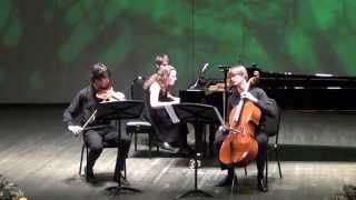 Beethoven: Piano Trio in C minor, Op. 1, No. 3 - I. Allegro con brio