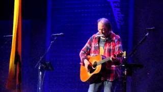 Neil Young & Crazy Horse - Twisted Road - Ottawa November 24th 2012
