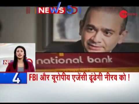 Morning Headline: Nirav Modi writes letter to PNB, blames of hiking dues amount