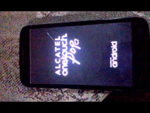 Formatear ALCATEL ONE TOUCH POP C7