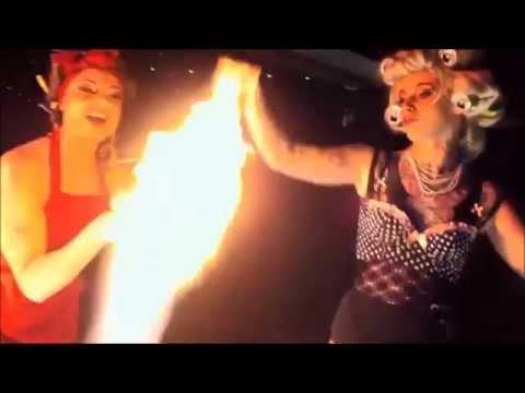 Eve Elle // Various Clips // Cirque Le Soir Dubai