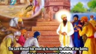 Santa Ke Karaj Aap Khaloa - Bhai Dalbir Singh Singh Ji Hazuri Ragi, Amritsar