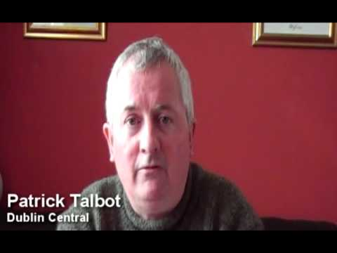 Patrick Talbot on unemployment and mass immigration