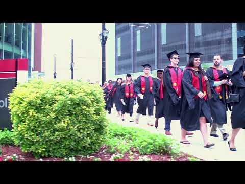 2018 Rutgers Business School Graduate Program Convocation