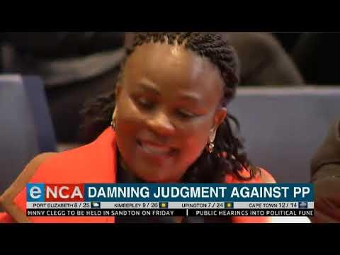 Damning judgement against Public Protector