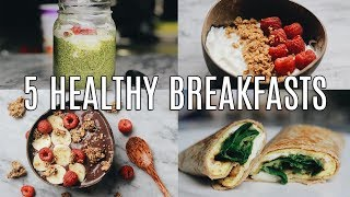 Download 5 Quick, Healthy Breakfast Ideas for Work & School Mp3 and Videos