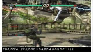 Tekken 6 Bryan Fury - CRAZYFISTS!!! thumbnail