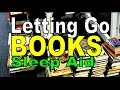 Letting Go of Books