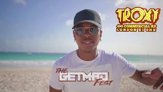Dj Puffy has a message for you ! The Get Mad Fest 2018