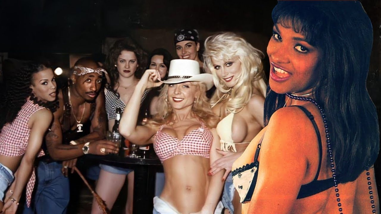 Angel Kelly: 2Pac Slept w/ Nina Hartley while BF Watched after How Do u Want It