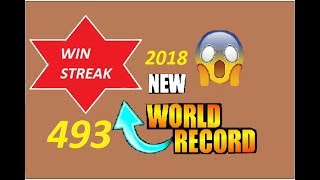 highest war win streak clans | new world record clash of clans | longest war win streak