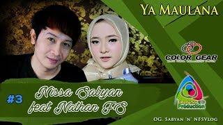 Video Ya Maulana • Nissa Sabyan feat Nathan download MP3, 3GP, MP4, WEBM, AVI, FLV September 2018