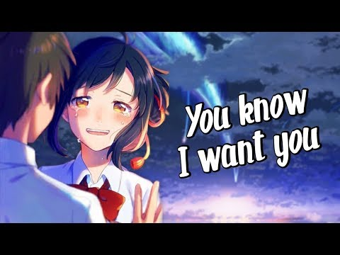 Nightcore - Rewrite The Stars (Anne-Marie & James Arthur) | LYRICS