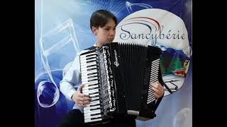 SHAKIROV Mazhit  (14 ans) Taldykorgan –  KAZAKHSTAN