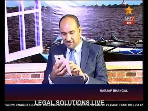 HARJAP LIVE AND LEGAL SOLUTIONS  LIVE 21.10.16