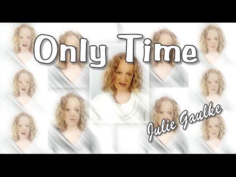 """""""Only Time"""" (Enya Cover) A Cappella Multitrack By Julie Gaulke"""