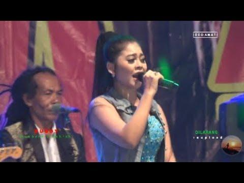 Utami Dewi Fortuna - Edan Turun - OM Monata LIVE Desa Cibiyuk Pemalang