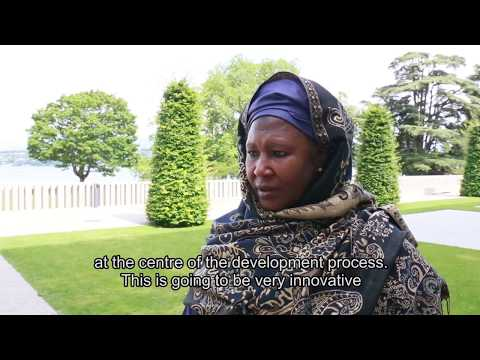 #TradeMatters: Gambian Vice President on women & youth