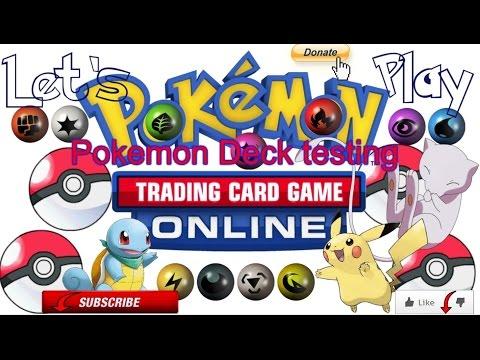 Pokemon Deck testing Darkrai/Malamar/Seismitoad