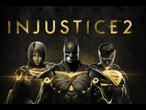 Injustice 2 Legendary Edition, but against a 4 year old kid |