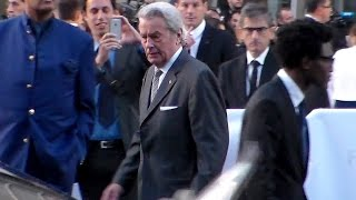 Alain DELON @ Paris 20 Octobre 2014 Inauguration Fondation Louis Vuitton