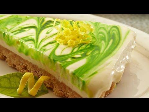 Easy no bake mini key lime cheesecake recipe