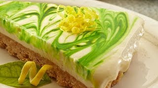 Chilled Lime Pie   Easy 3 Step Recipe
