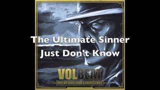 Volbeat - The Sinner Is You (HD With Lyrics)