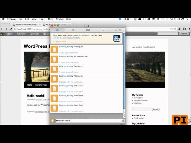 wordpress widget development complete tutorial  #HD
