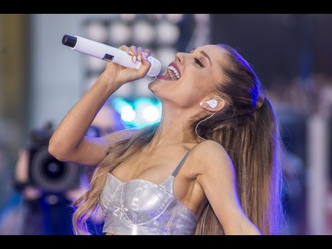 Ariana Grande Can Sing | Real Voice