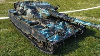 NEW TERMINATOR - T95/FV4201 Chieftain - World of Tanks Gameplay